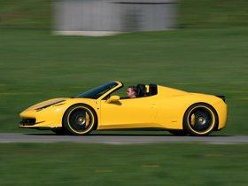 Ver foto 16 de Novitec Ferrari 458 Spider 2012