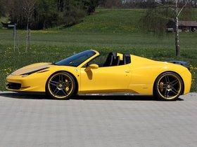 Ver foto 15 de Novitec Ferrari 458 Spider 2012