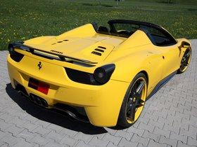 Ver foto 13 de Novitec Ferrari 458 Spider 2012