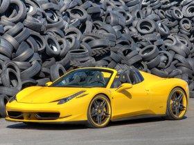 Ver foto 12 de Novitec Ferrari 458 Spider 2012