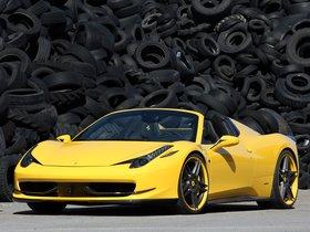 Ver foto 11 de Novitec Ferrari 458 Spider 2012