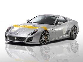 Fotos de Novitec Ferrari 599 GTO 2011