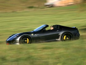 Ver foto 8 de Novitec Ferrari 599 SA Aperta 2011