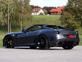 Ver foto 7 de Novitec Ferrari 599 SA Aperta 2011