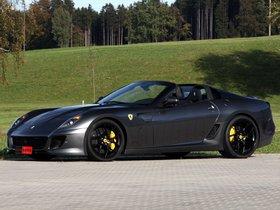 Ver foto 5 de Novitec Ferrari 599 SA Aperta 2011