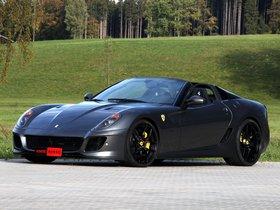 Ver foto 2 de Novitec Ferrari 599 SA Aperta 2011