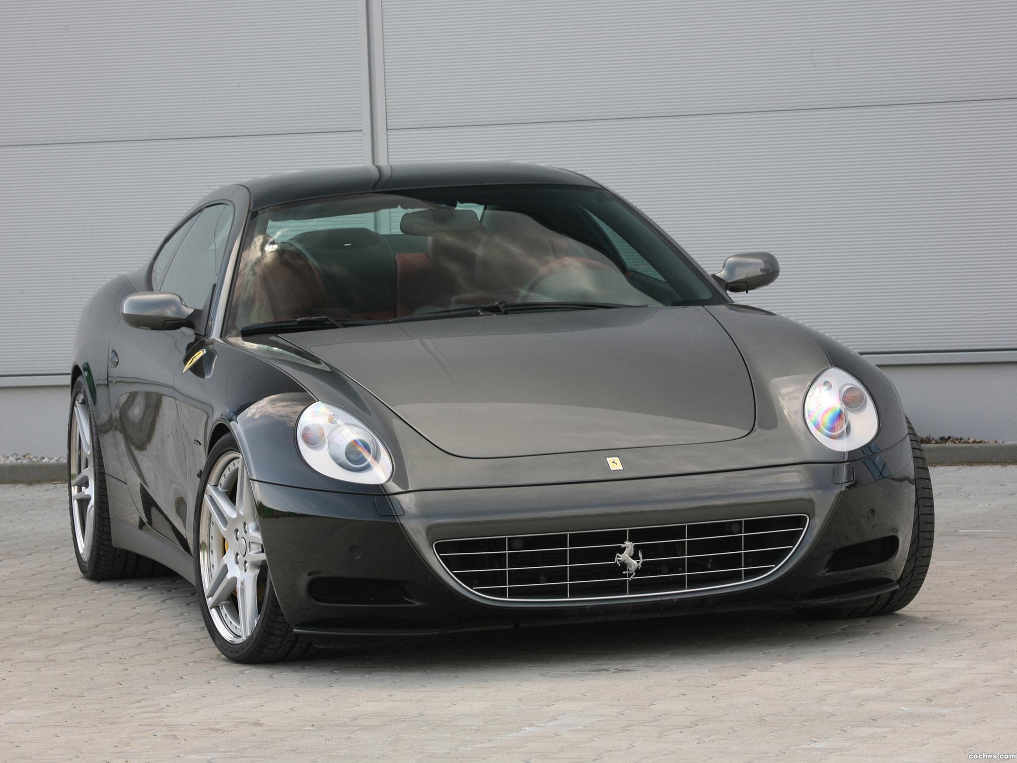Foto 0 de Novitec Ferrari 612 Scaglietti 2010