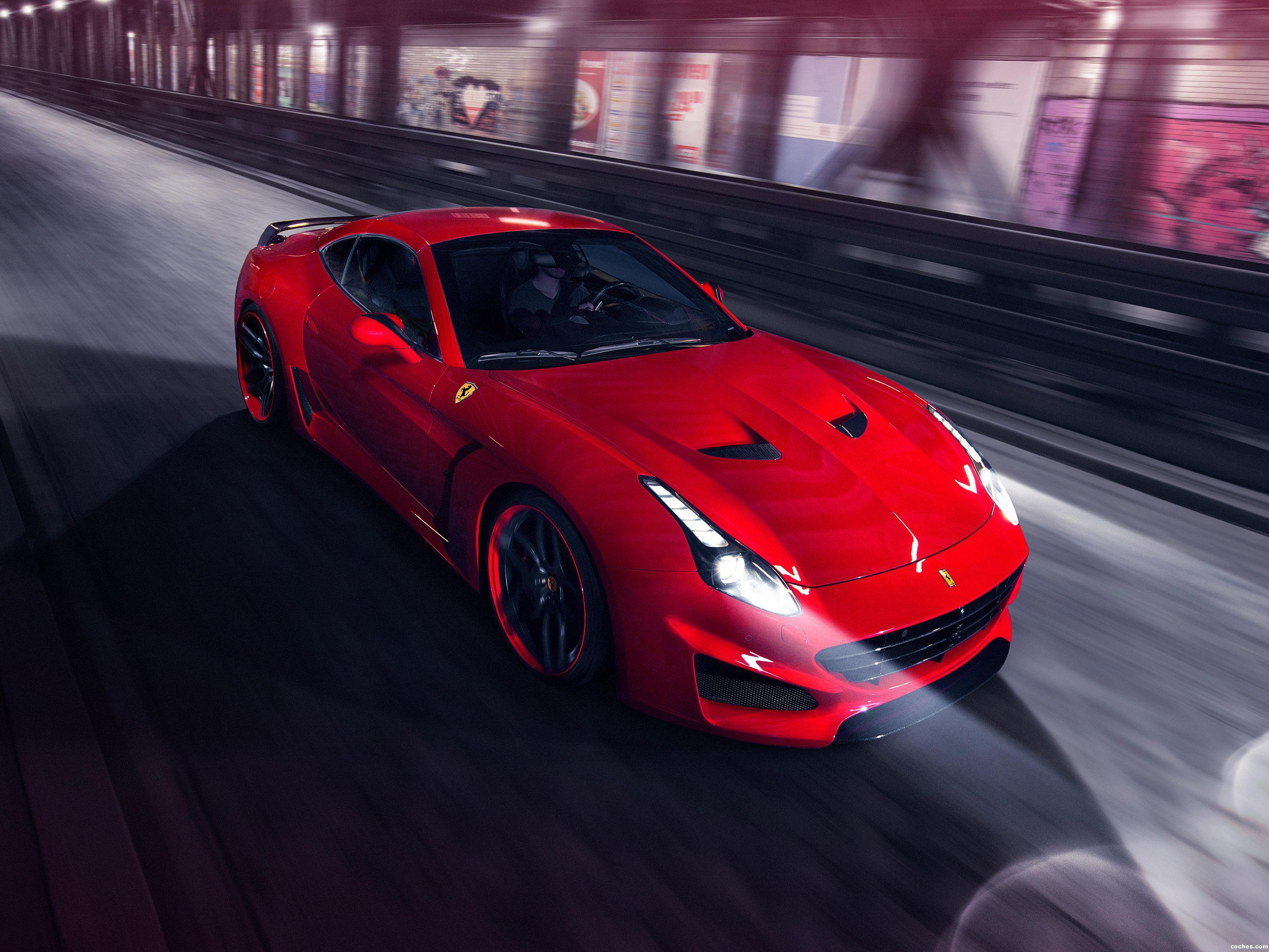 Foto 0 de Novitec Ferrari California T N-Largo 2015