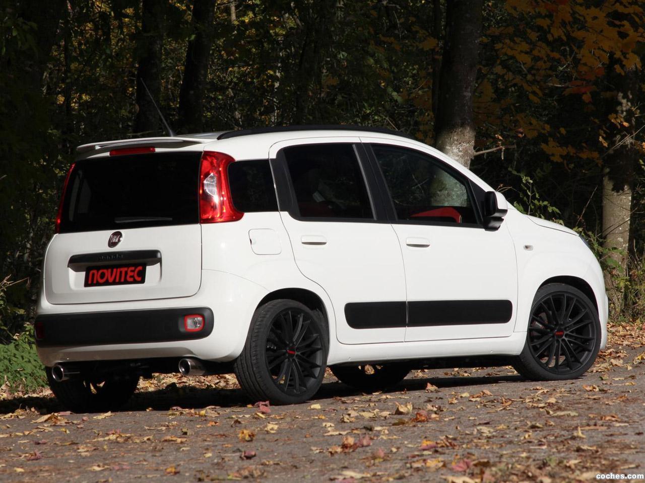 Foto 1 de Novitec Fiat Panda 2012