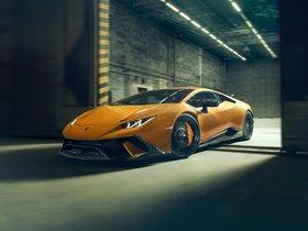 Fotos de Lamborghini Huracan Perfomante LB 724 Novitec 2018