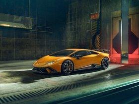 Ver foto 3 de Lamborghini Huracan Perfomante LB 724 Novitec 2018