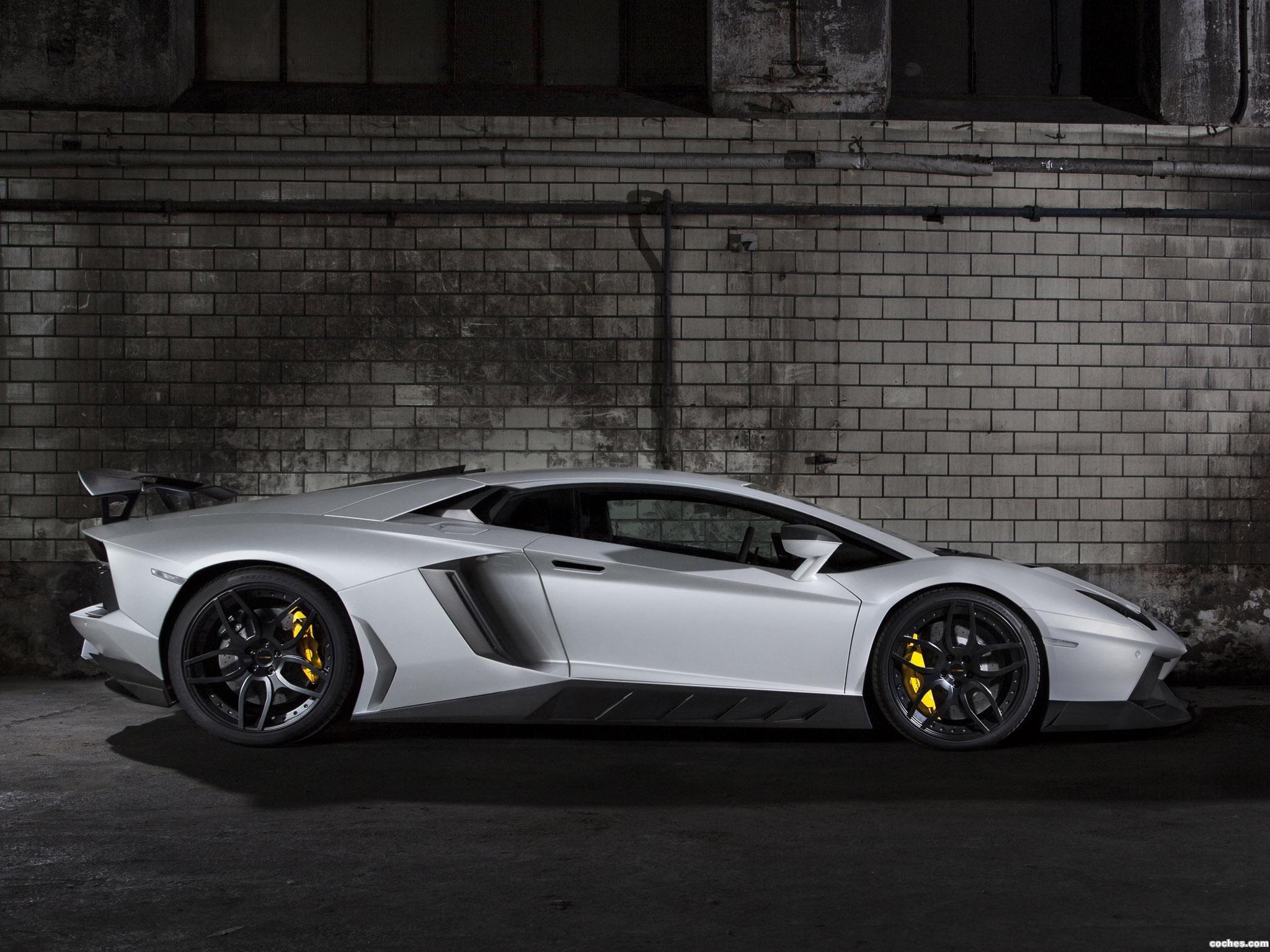 Foto 13 de Novitec Torado Lamborghini Aventador LP700-4 2013