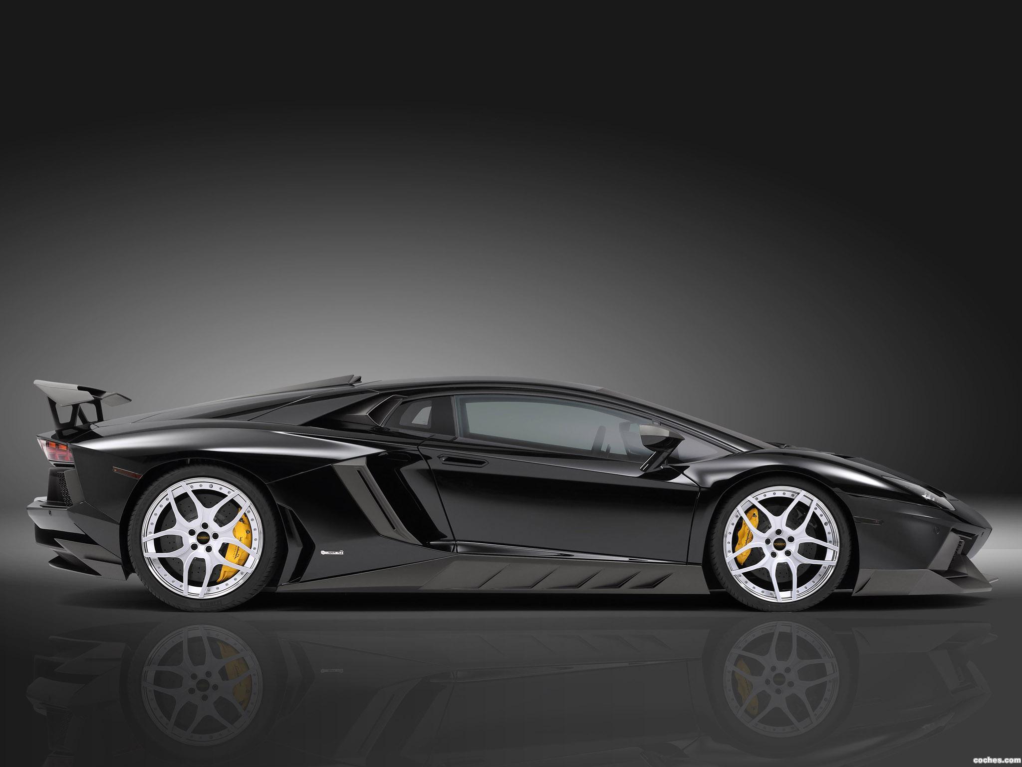 Foto 11 de Novitec Torado Lamborghini Aventador LP700-4 2013