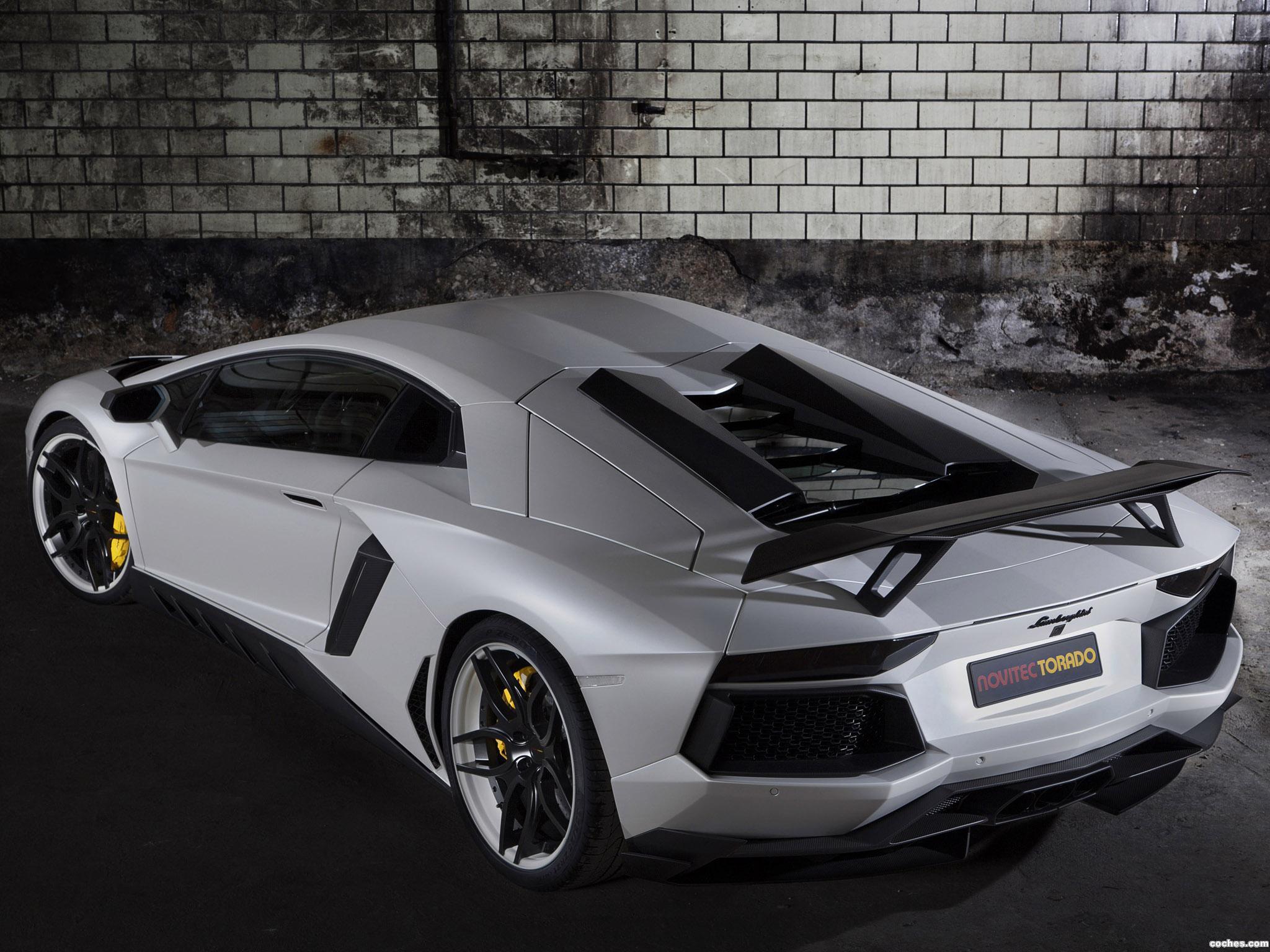 Foto 6 de Novitec Torado Lamborghini Aventador LP700-4 2013