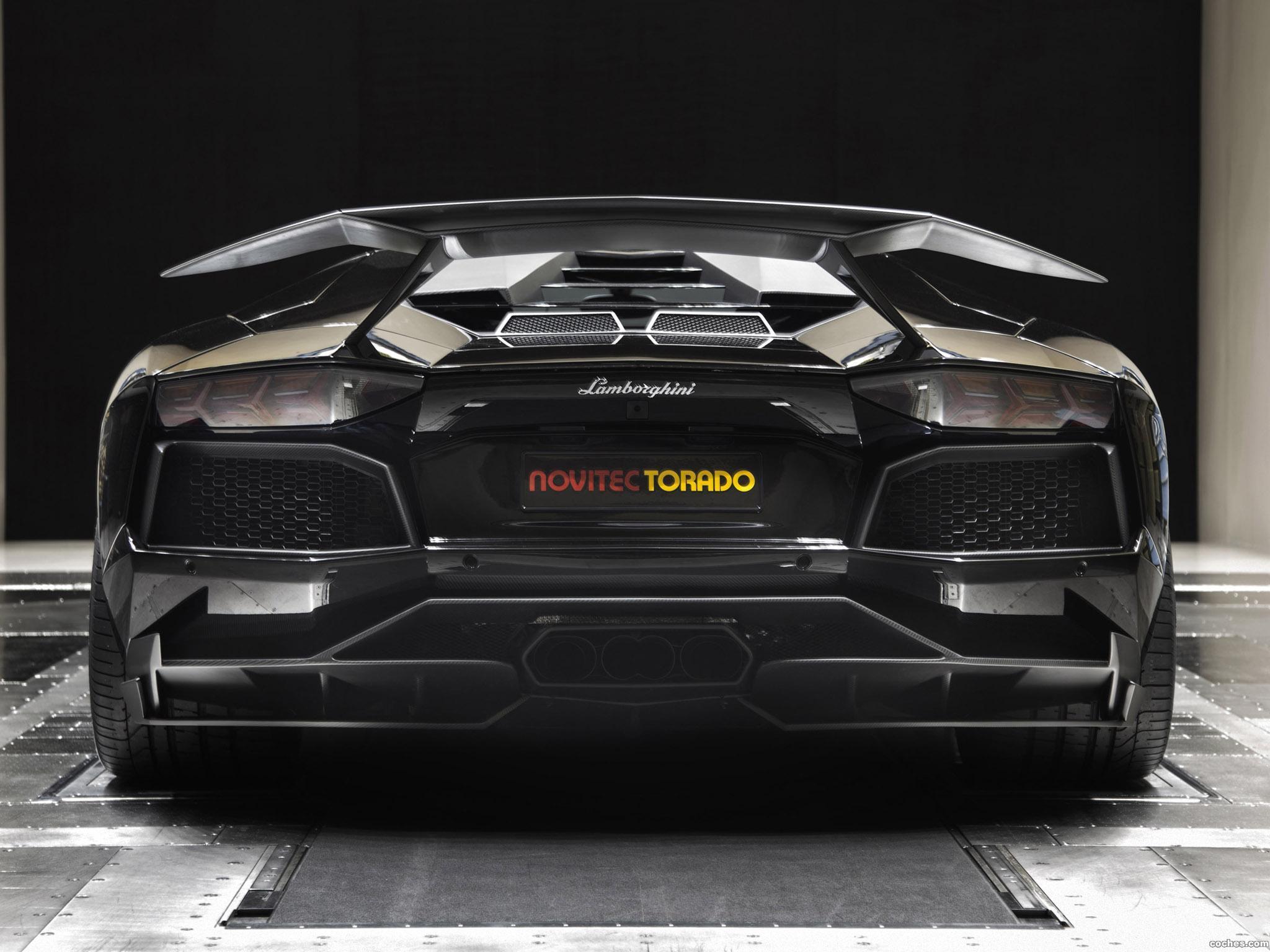 Foto 1 de Novitec Torado Lamborghini Aventador LP700-4 2013