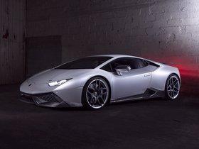 Ver foto 14 de Novitec Lamborghini Huracan LP610 4 LB724 2015