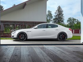 Ver foto 2 de Maserati Ghibli GranLusso Novitec 2018
