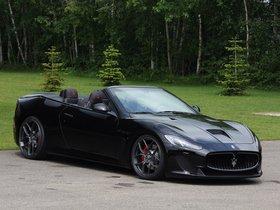 Ver foto 2 de Novitec Maserati GranCabrio MC 2013
