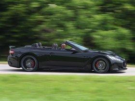 Ver foto 8 de Novitec Maserati GranCabrio MC 2013
