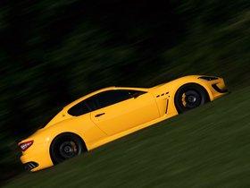 Ver foto 6 de Novitec Maserati GranTurismo MC Stradale Tridente 2011
