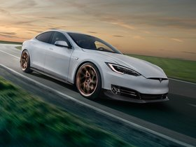 Ver foto 2 de Novitec Tesla Model S 2017