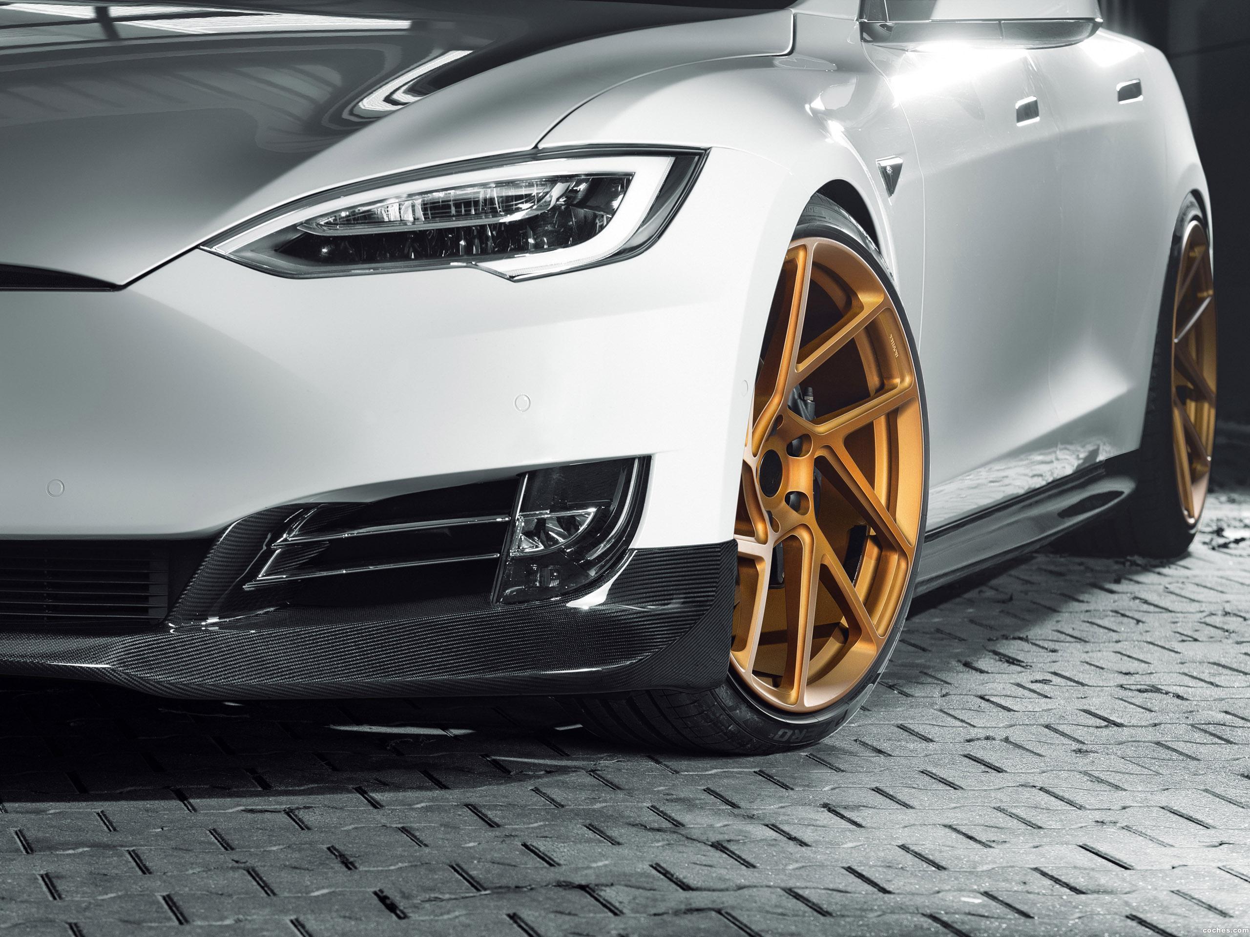 Foto 11 de Novitec Tesla Model S 2017