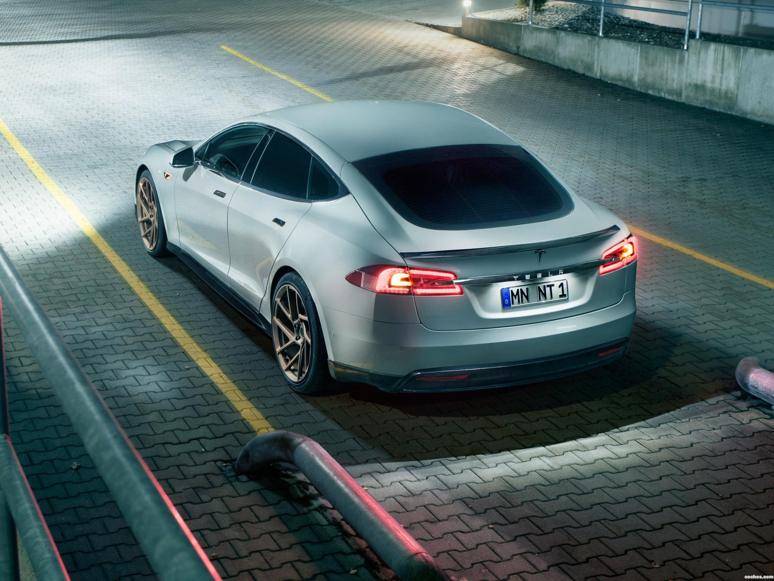 Foto 2 de Novitec Tesla Model S 2017