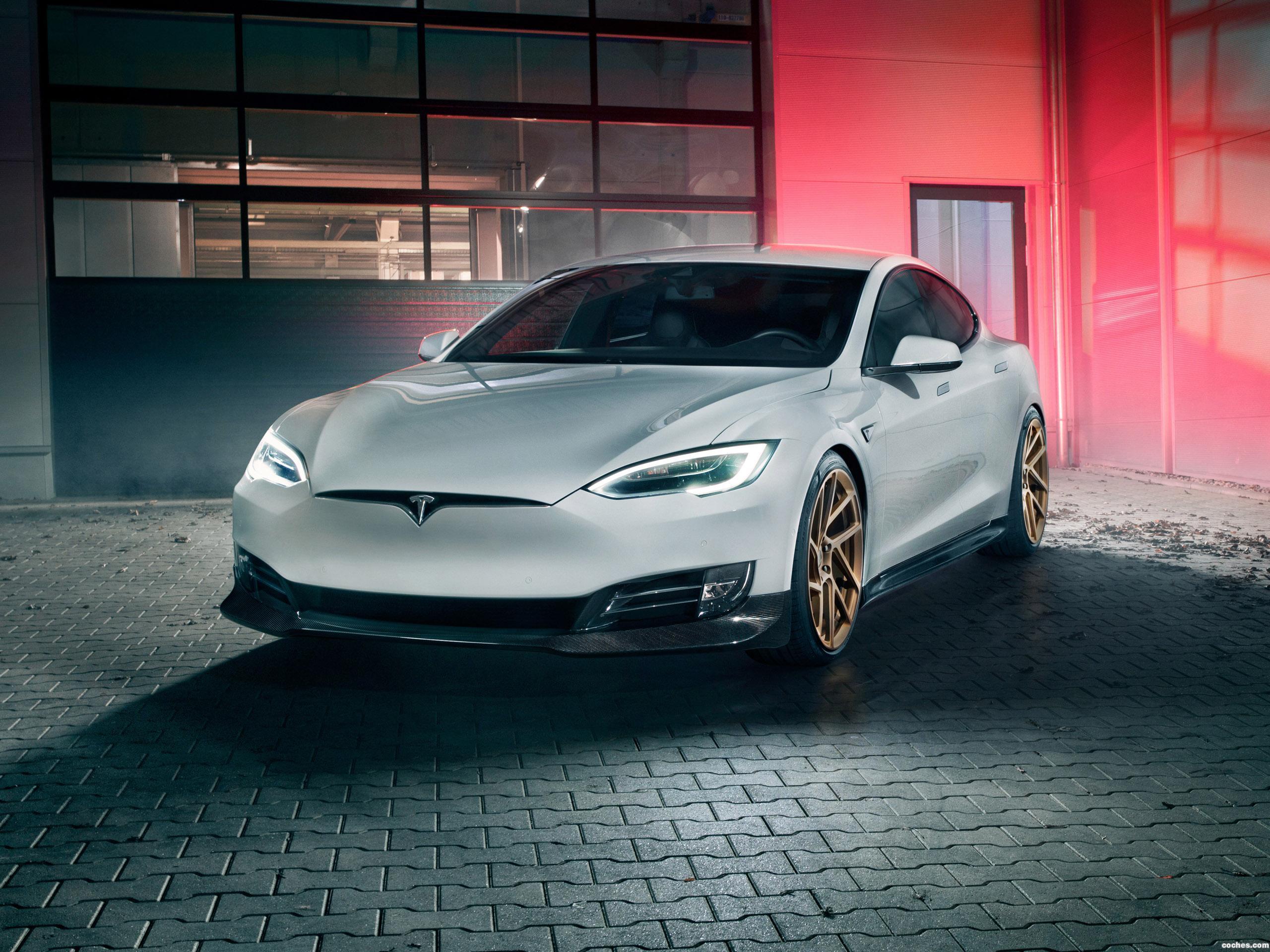 Foto 0 de Novitec Tesla Model S 2017