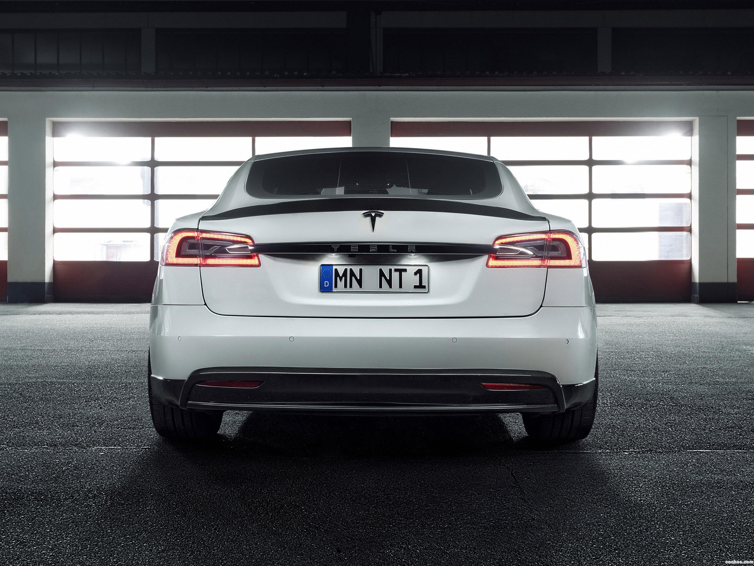 Foto 5 de Novitec Tesla Model S 2017