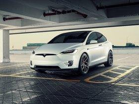 Ver foto 11 de Novitec Tesla Model X 2017