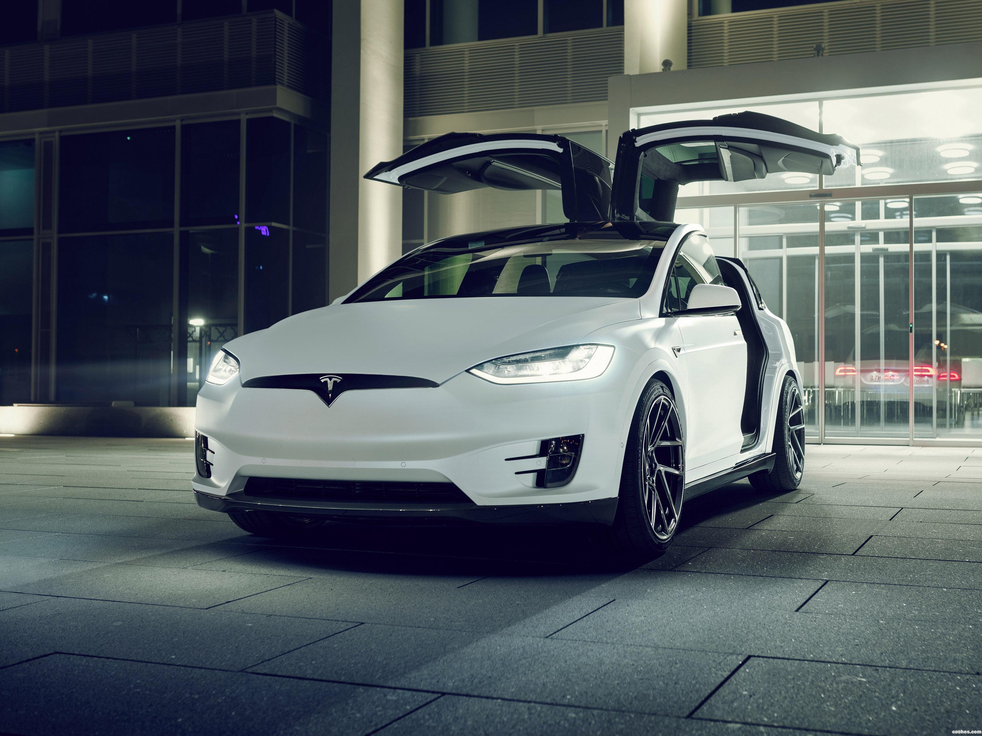 Foto 0 de Novitec Tesla Model X 2017