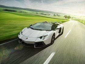 Ver foto 1 de Novitec Torado Lamborghini Aventador LP700-4 Roadster 2014