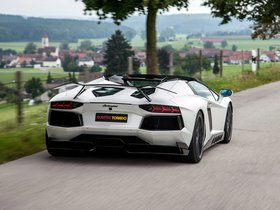 Ver foto 5 de Novitec Torado Lamborghini Aventador LP700-4 Roadster 2014