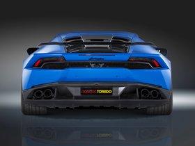 Ver foto 9 de Novitec Torado Lamborghini Huracan LP610-4 N-Largo LB724 2015