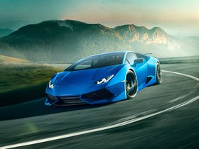 Ver foto 16 de Novitec Torado Lamborghini Huracan LP610-4 N-Largo LB724 2015