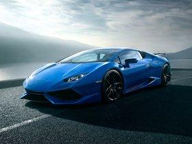 Ver foto 11 de Novitec Torado Lamborghini Huracan LP610-4 N-Largo LB724 2015