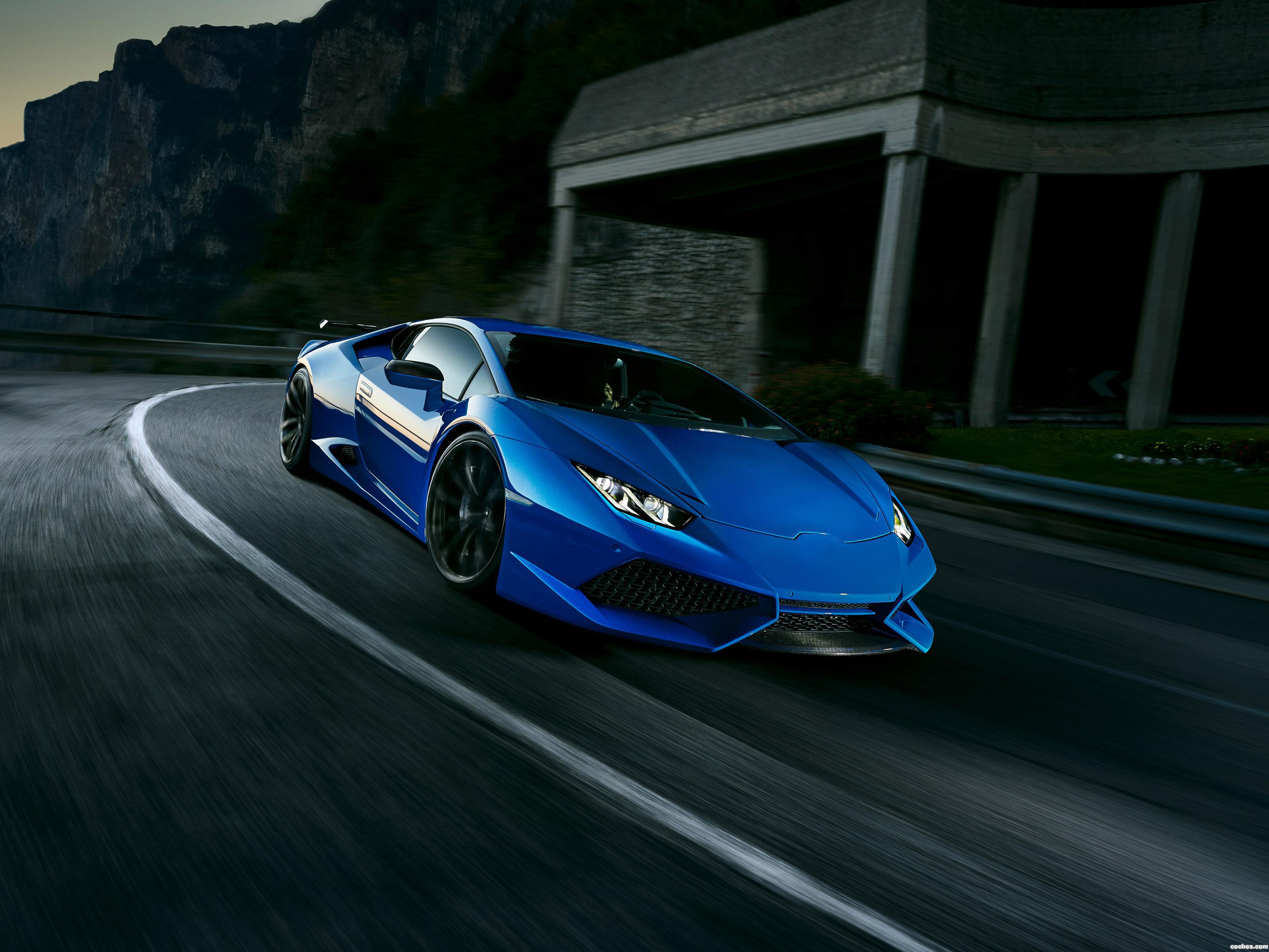 Foto 0 de Novitec Torado Lamborghini Huracan LP610-4 N-Largo LB724 2015
