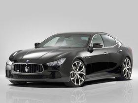 Ver foto 18 de Novitec Tridente Maserati Ghibli 2014