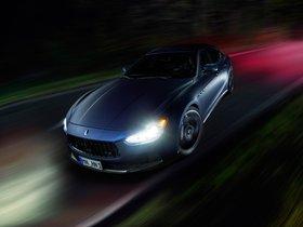 Ver foto 1 de Novitec Tridente Maserati Ghibli 2014