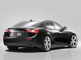 Ver foto 17 de Novitec Tridente Maserati Ghibli 2014