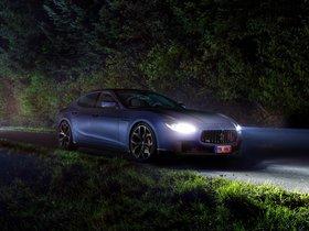 Ver foto 14 de Novitec Tridente Maserati Ghibli 2014
