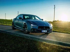 Ver foto 12 de Novitec Tridente Maserati Ghibli 2014