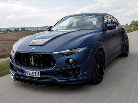 Ver foto 1 de Novitec Tridente Maserati Levante Esteso 2017