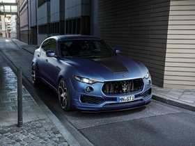 Ver foto 14 de Novitec Tridente Maserati Levante Esteso 2017