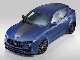Ver foto 12 de Novitec Tridente Maserati Levante Esteso 2017