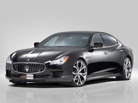 Ver foto 7 de Novitec Tridente Maserati Quattroporte GTS 2014