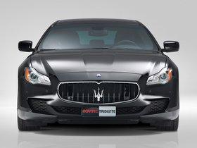 Ver foto 5 de Novitec Tridente Maserati Quattroporte GTS 2014