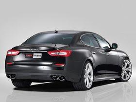 Ver foto 3 de Novitec Tridente Maserati Quattroporte GTS 2014