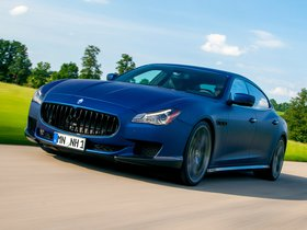 Ver foto 2 de Novitec Tridente Maserati Quattroporte GTS 2014