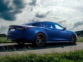 Ver foto 14 de Novitec Tridente Maserati Quattroporte GTS 2014